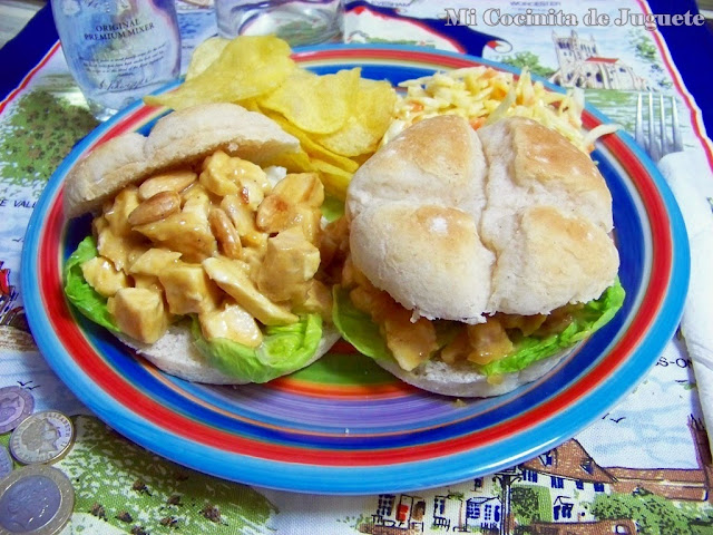 pollo de la coronacion coronation chicken