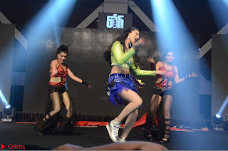 Sunny Leone Dancing on stage At Rogue Movie Audio Music Launch ~  098.JPG
