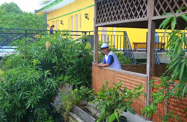 Guest House & Cafe di Tanjung Pandan Belitung