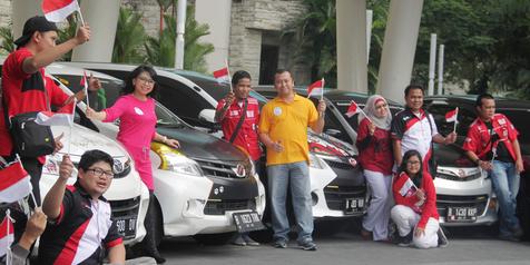 Kontribusi Besar Toyota Indonesia untuk Kemerdekaan RI