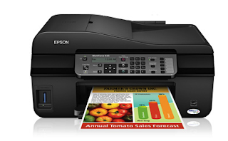 Epson WorkForce 435 Printer Driver Download latest