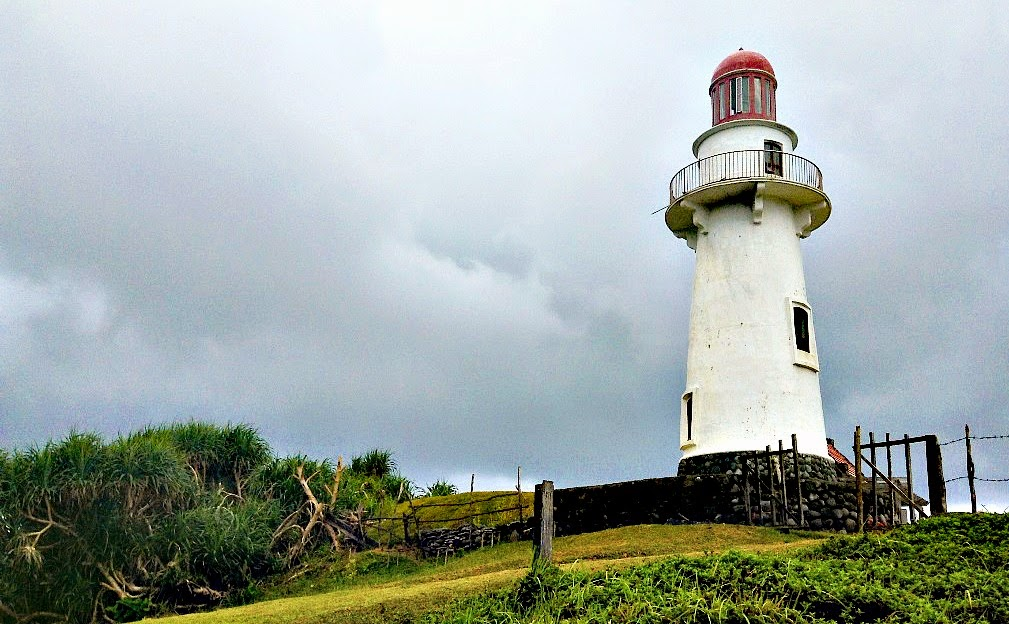 Basco Lighthouse at Naidi Hills
