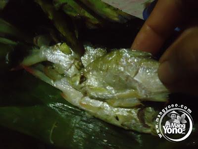 Pais Lauk Beunteur (Pepes Ikan Beunteur)