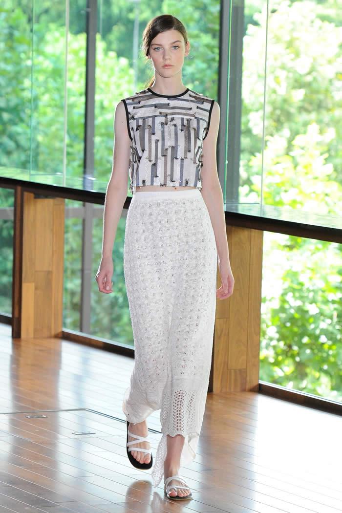 Women Dresses, Women's Fashion Women's Trends International Fashion International Fashion Shows Fashion Trends Fashion Weeks Lamarack 2017 Women fashion Dresses Spring Collection