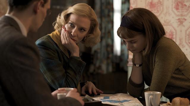 Cate Blanchett Rooney Mara Todd Haynes | Carol
