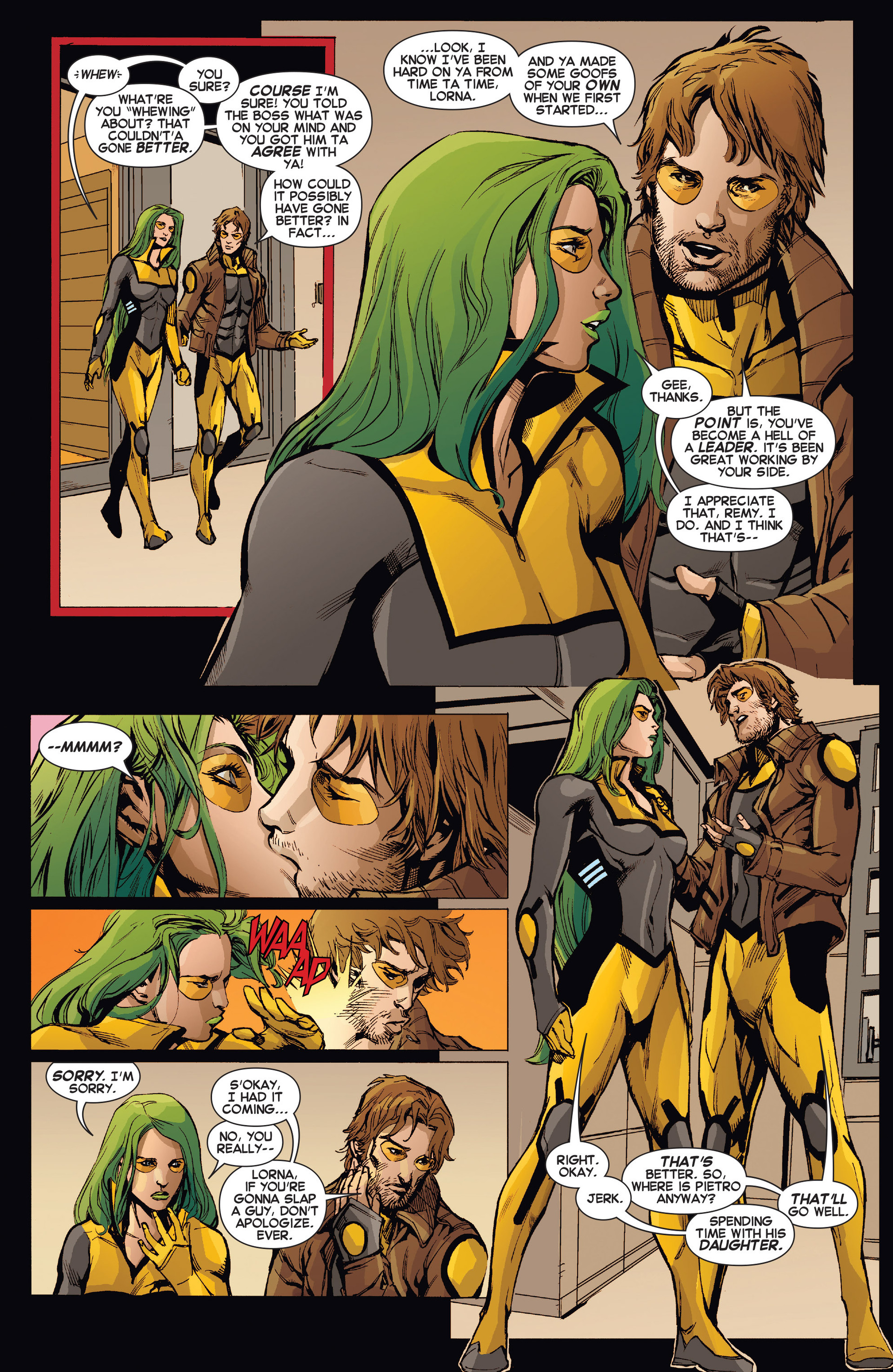 Read online All-New X-Factor comic -  Issue #13 - 5