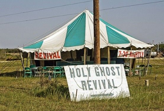 Holy Ghost Tent Revival. Limitations of Skype? marchmatron.com
