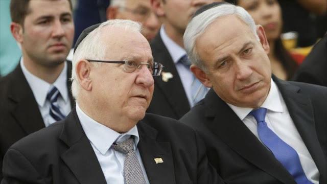 """Rivlin: Con ley de colonias Israel será un régimen de """"apartheid"""""""