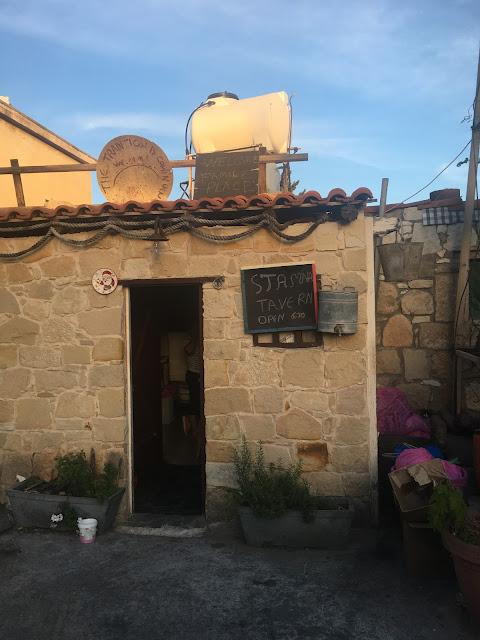 Stamina Taverna Cyprus