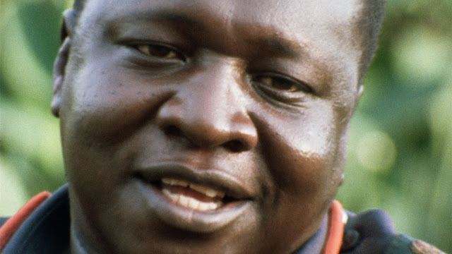 Blu-Ray Review | General Idi Amin Dada: A Self Portrait | 1974