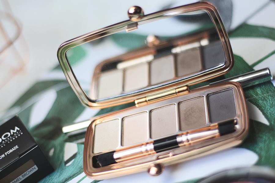 Propozycja makijażu ślubnego | Stonowane brązy