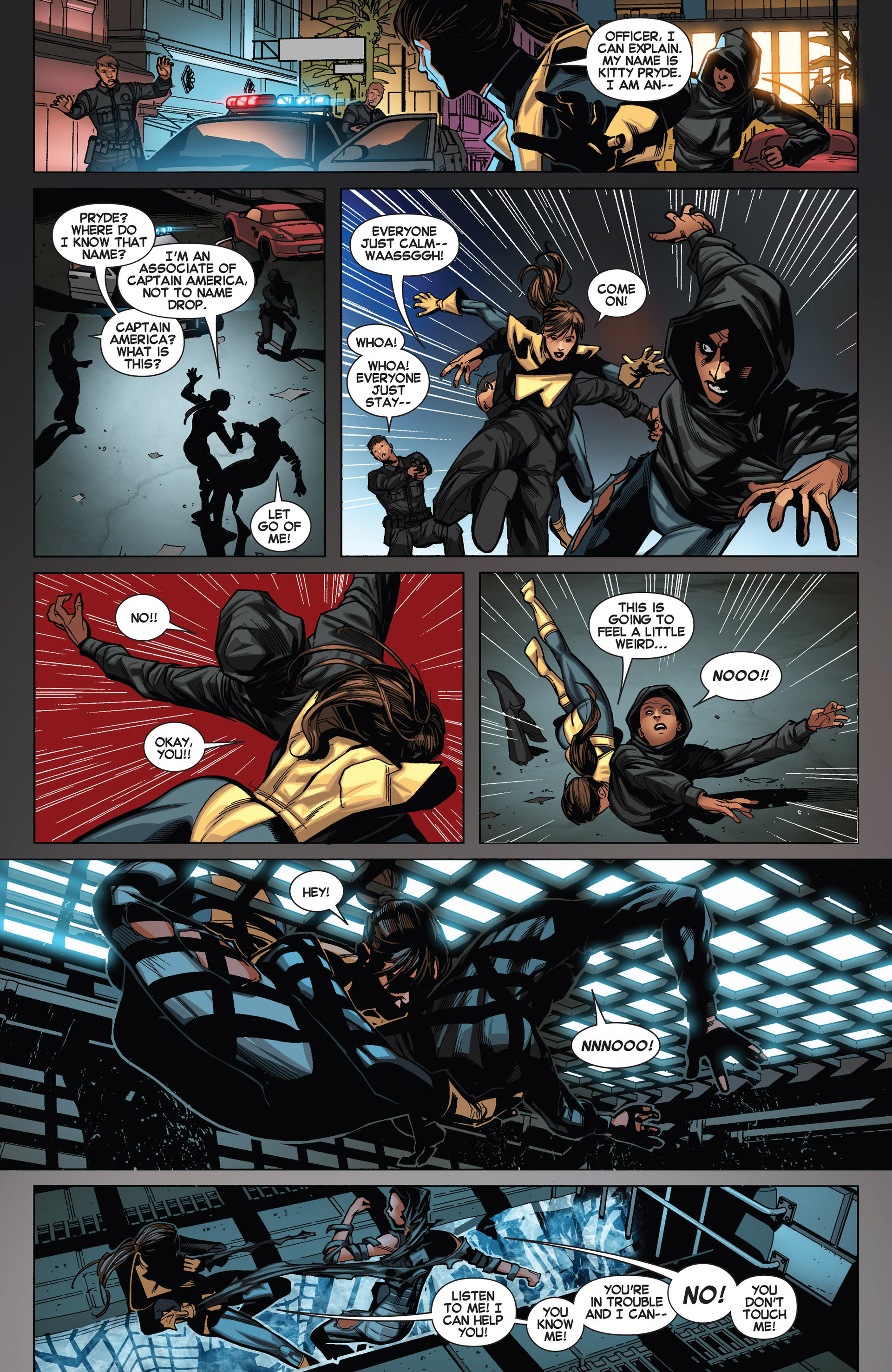 Read online All-New X-Men (2013) comic -  Issue #19 - 17