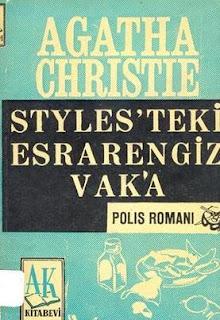 Agatha Christie - Styles'teki Esrarengiz Vaka