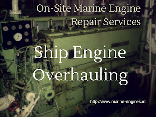 workshop, overhauling, ship, main engine, auxiliary engine, spare parts, maintenance, repair, upgrading, top up, engineers, on site job, complete