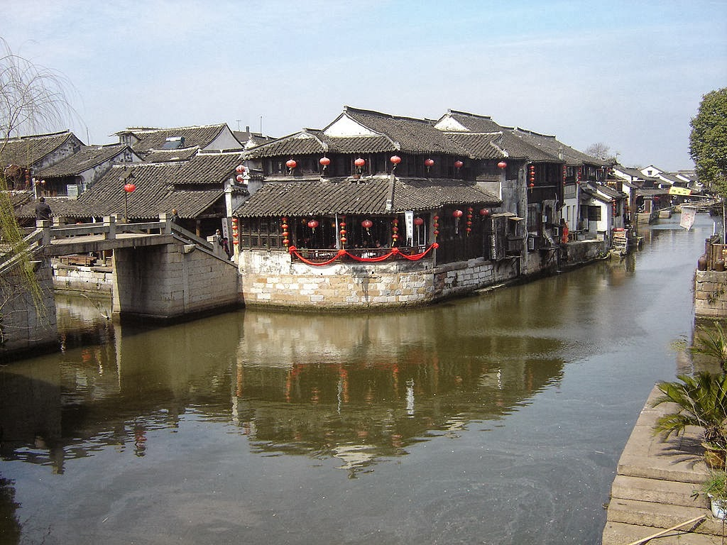 Xitang Water Town China By Zubi Travel