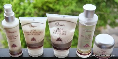 Forever Living Seasons: Skincare compare