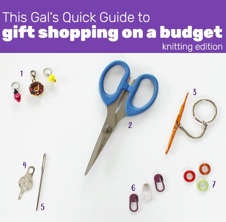 knitter's gift list ideas