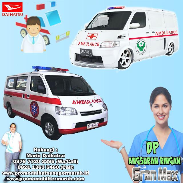 daihatsu gran max ambulance