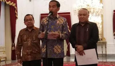 Saran Din pada Jokowi dalam Mencari Cawapres - Info Presiden Jokowi Dan Pemerintah