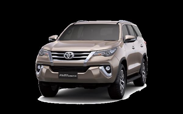 Pilihan Warna Variasi Modifikasi Mobil TOYOTA FORTUNER Merah Biru Coklat Silver Hitam Putih Terbaru 2018 Nasmoco Wilayah GBanda Aceh, Medan, Sumatra Utara