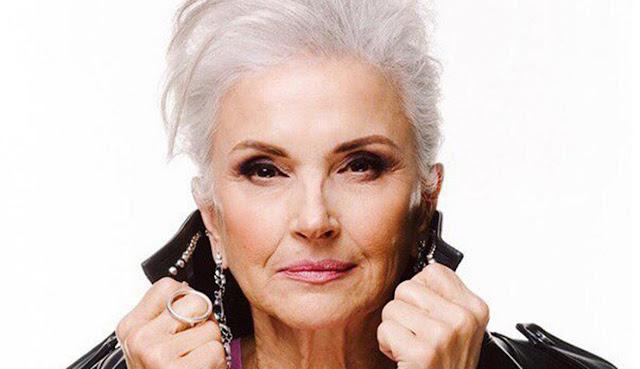 Женщины после 60: модель агентства «Oldushka» Татьяна Неклюдова о модельном бизнесе и вечной молодости