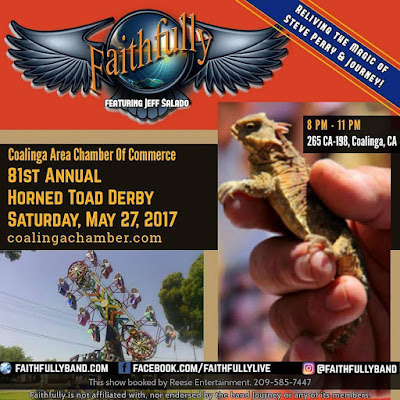 Come one, come all to the Coalinga 81st Annual Horned Toad Derby!
