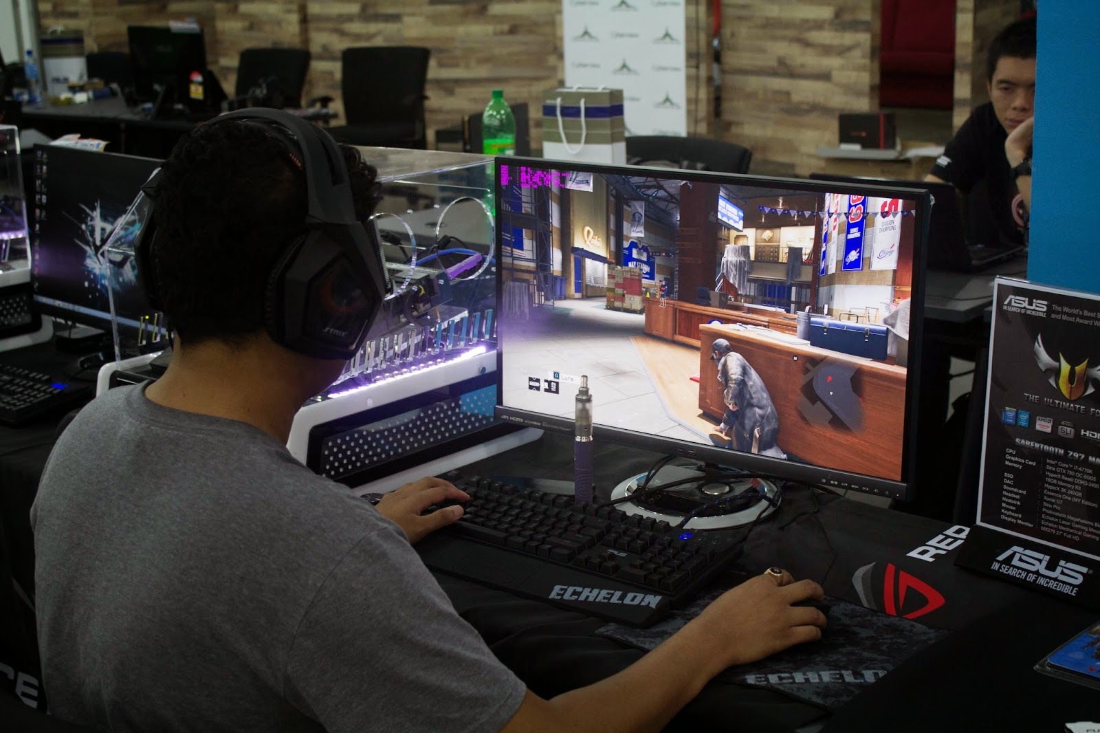 Coverage for ASUS LAN Party: DAY 1 63