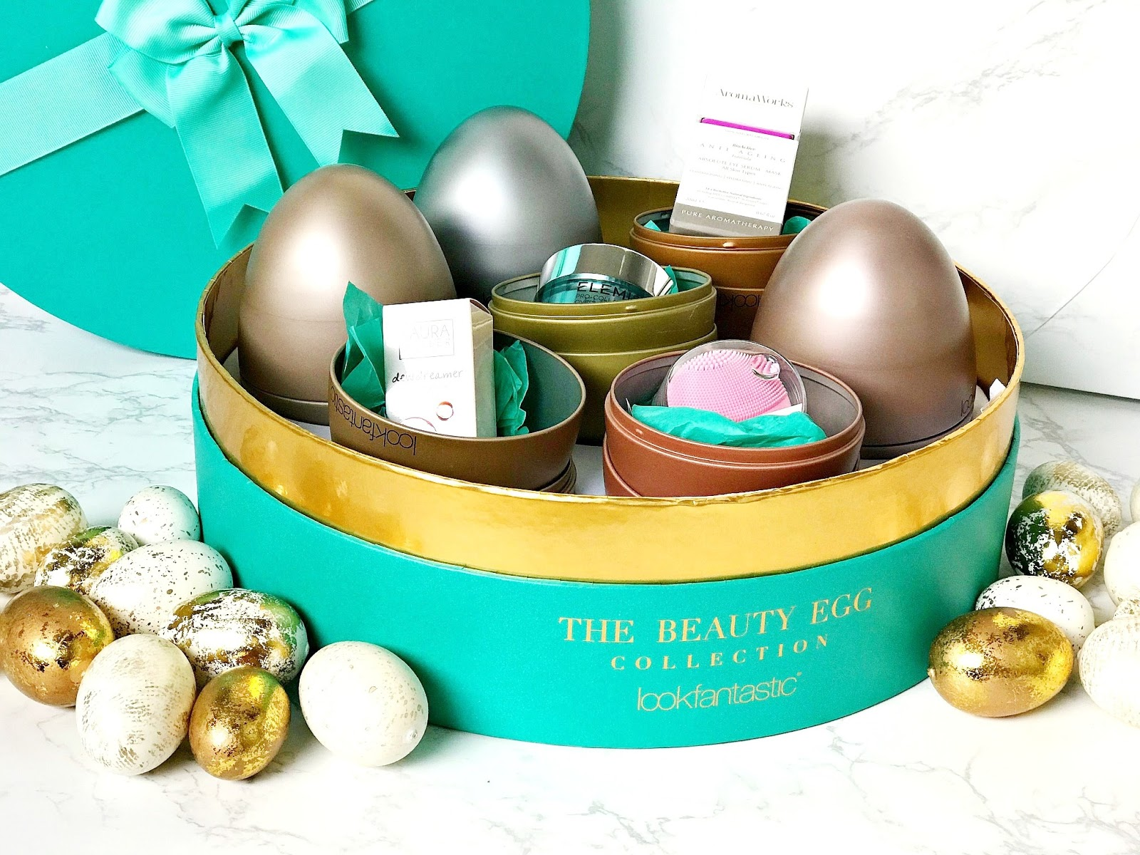 Look Fantastic Limited Edition 2019 Beauty Egg Collection Review & Contents