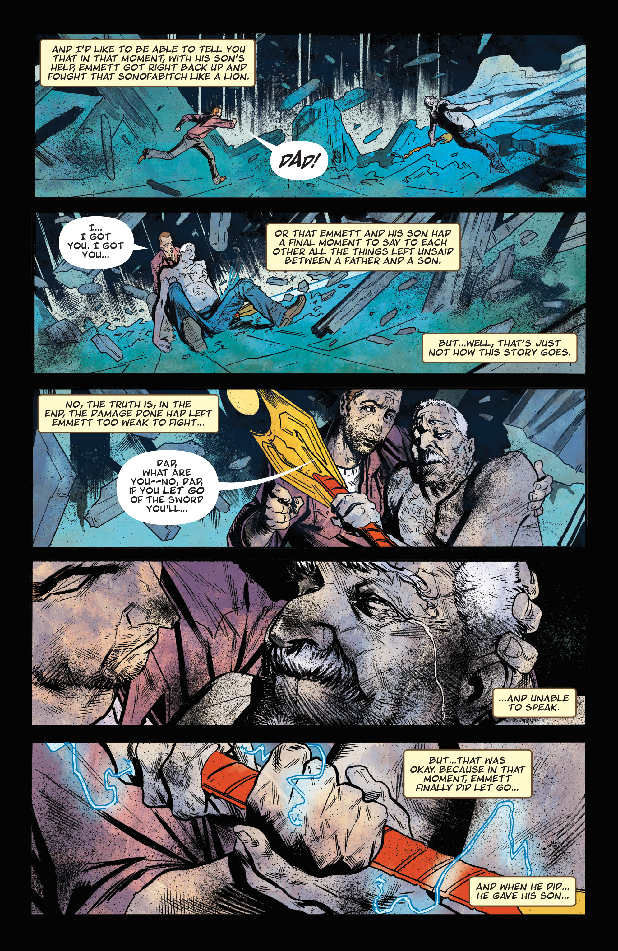 Read online God Country comic -  Issue #6 - 19