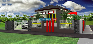 Hp/Wa/Line: 085216560438-Jasa Pembuatan Rab Rumah dan Gedung di Manokwari-Papua Barat