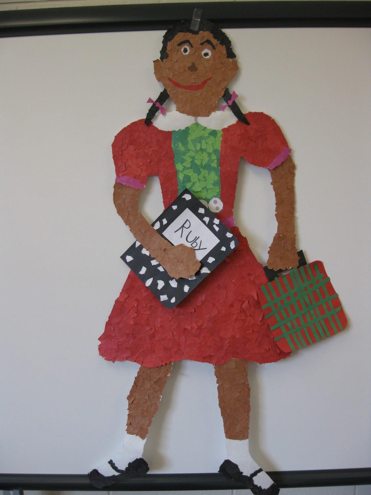 1st Grade Learning Stars Ruby Bridges