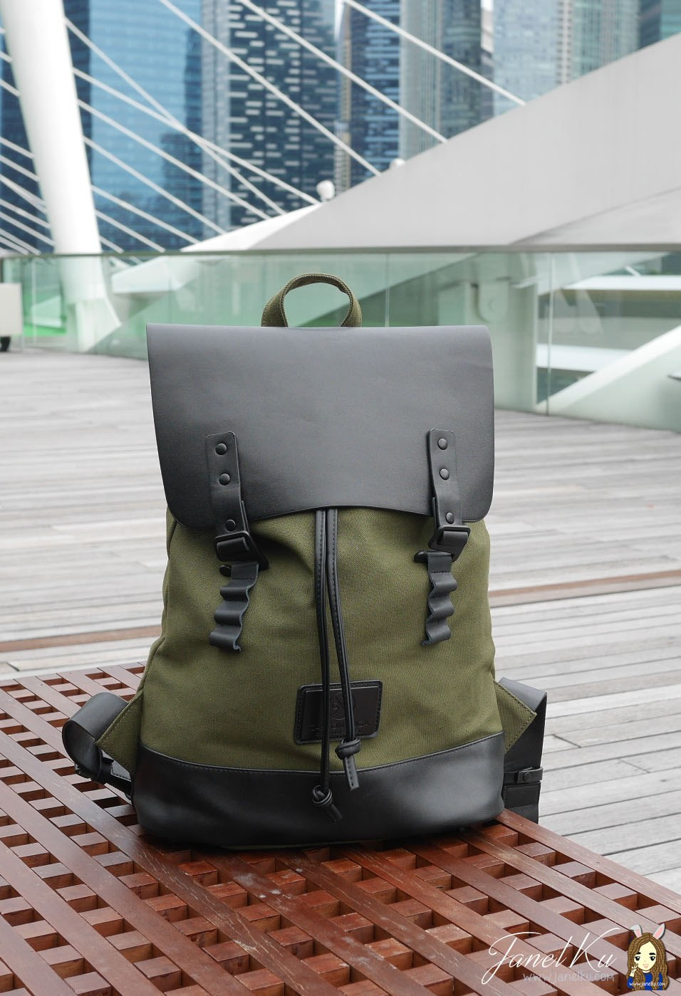 Gaston Luga: A Swedish Take on the Modern Fashionista's Backpack