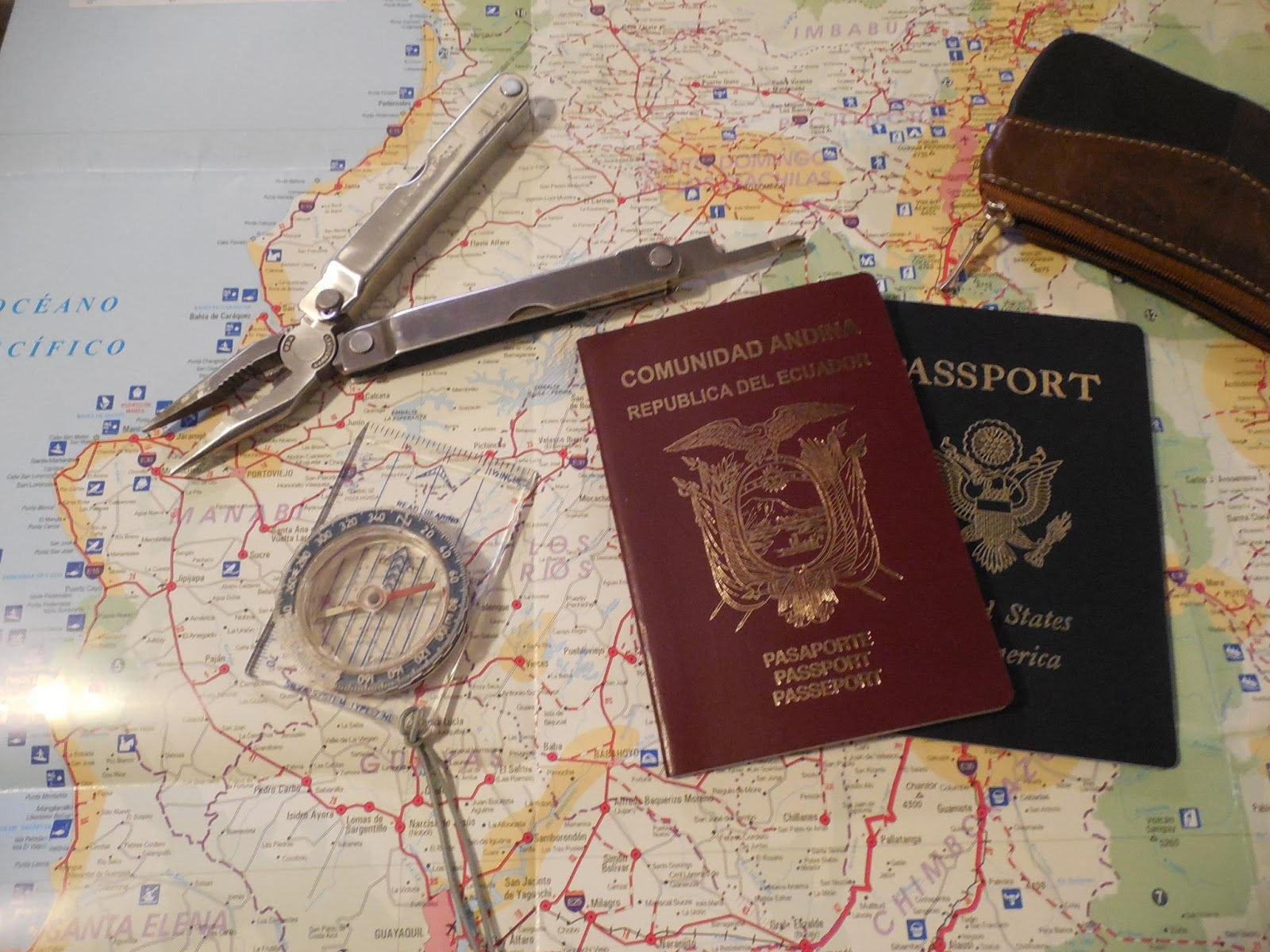 having a second passport is something i call the ultimate insurance policy
