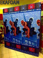 Kasur busa inoac 2017 motif spiderman