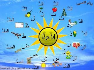 20799422 110030703045221 6921960506108432795 n - اللام القمرية واللام الشمسية