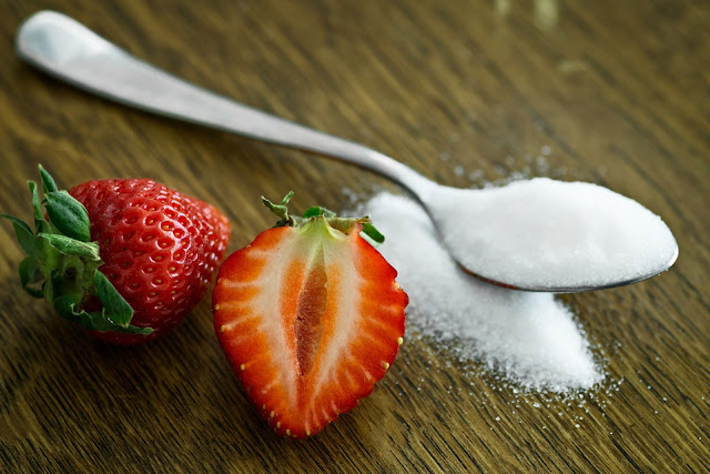 consumo de açúcar