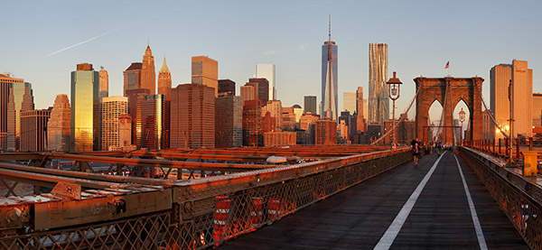 Нью-Йорк столица крипты