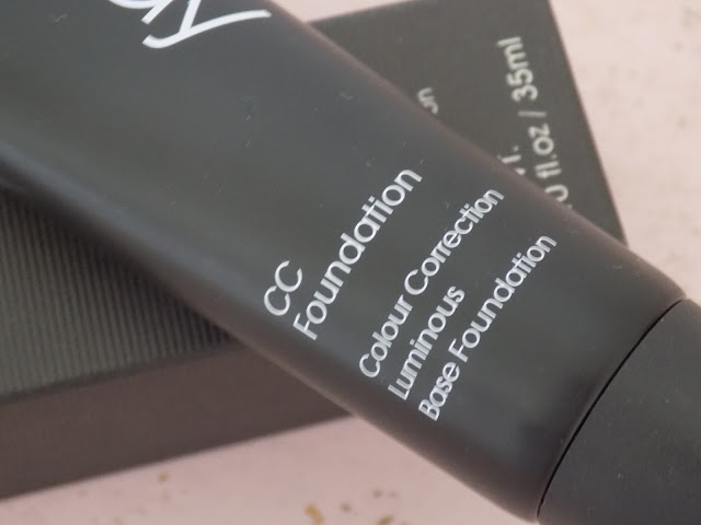 Glo & Ray CC Colour Correction Luminous Base  Foundation