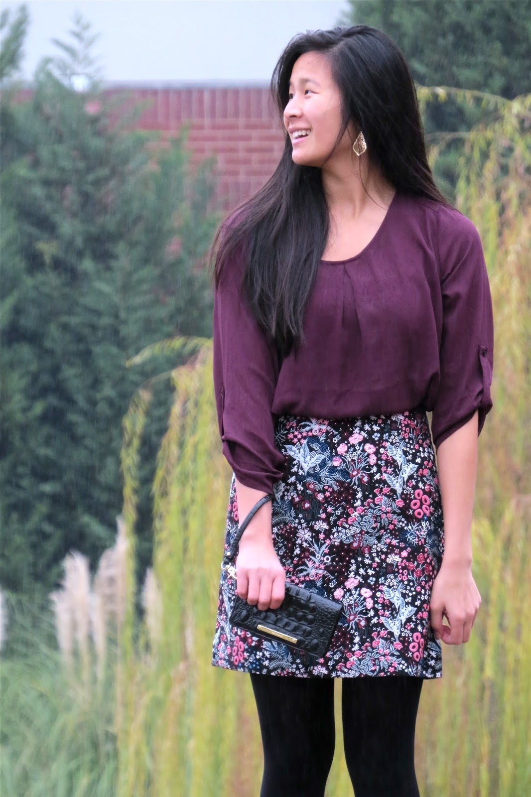 How_to_style_a_floral_skirt