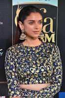 Aditi Rao Hydari in a Beautiful Emroidery Work Top and Skirt at IIFA Utsavam Awards 2017  Day 2 at  25.JPG