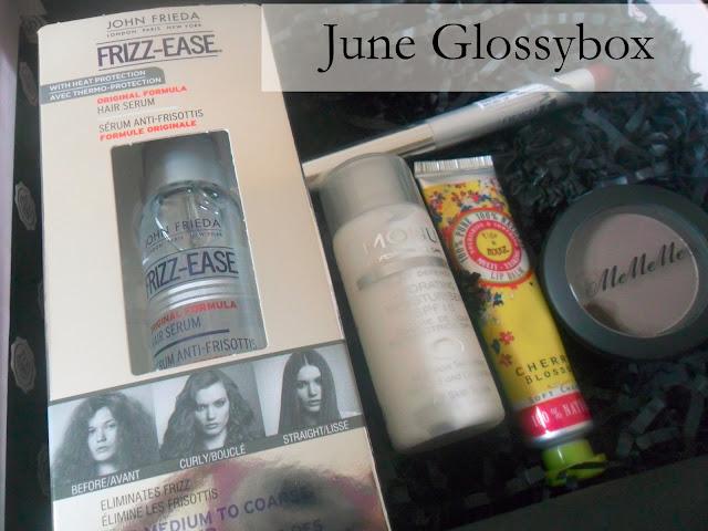 June Glossybox