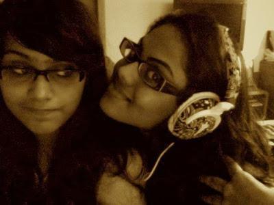Karthika Nair and Thulasi Nair