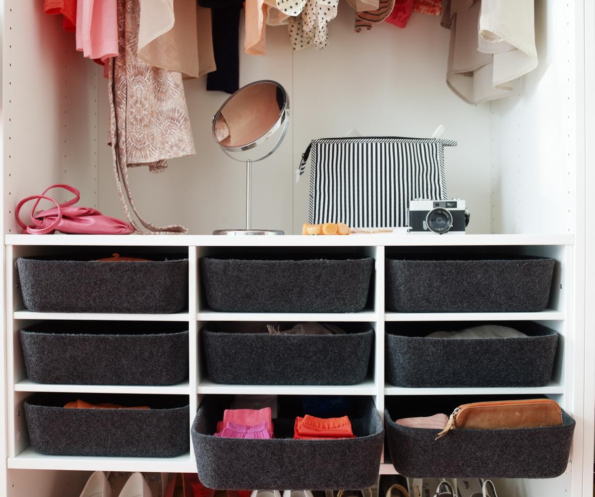Wardrobe IKEA