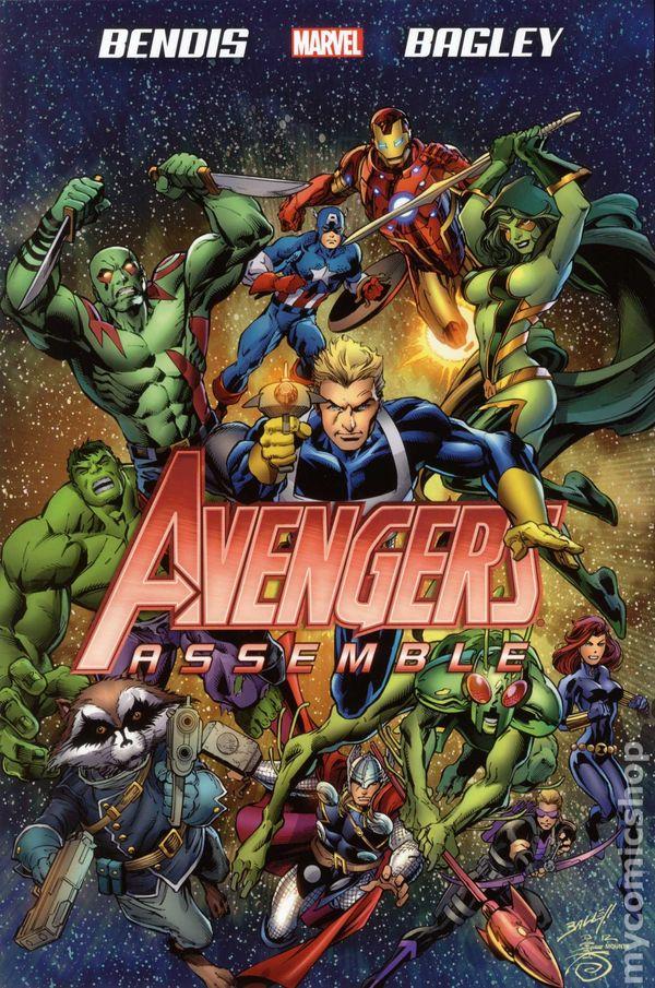 Avengers Assemble 2013 - Anh Hùng Hội Tụ Phần 1