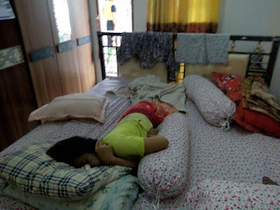 Wanita Penjual Roti di Pajak Horas ditemukan Warga Terbujur Kaku