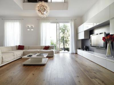 Sàn gỗ được nhiều khách hàng lựa chọn