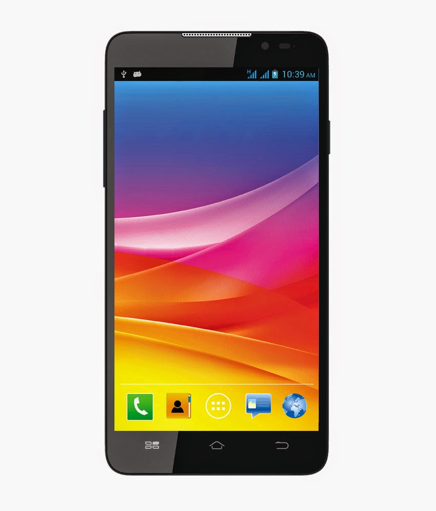 Micromax Canvas Nitro A310 Android Kitkat Mobile