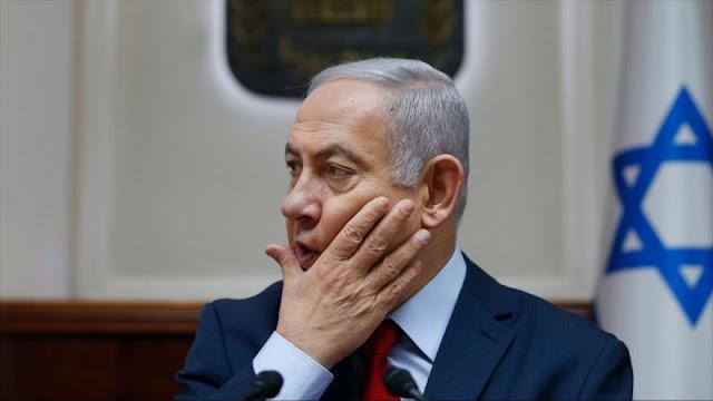 Encuesta: Netanyahu no sería reelegido por casos de corrupción