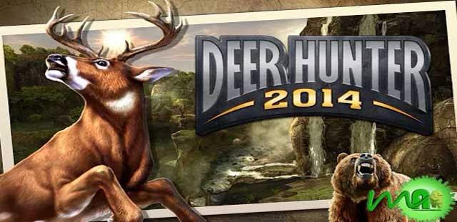 download game deer hunter apk mod