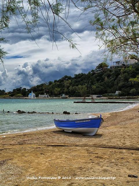 Lake Vouliagmeni Loutraki Greece Photo by Vasillis Protopapas
